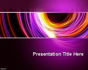 Plantilla PowerPoint de Abstracción Gratuita