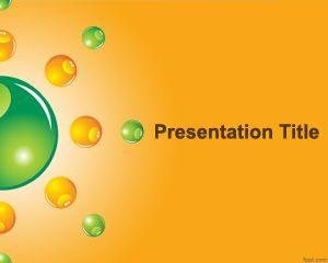 Plantilla PowerPoint de Interacción Libre