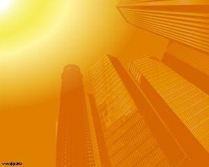 Edificios gratuitos PowerPoint