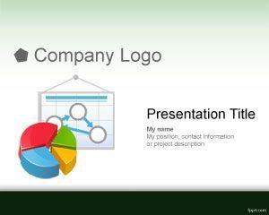 Plantilla PowerPoint de Información Corporativa Gratuita