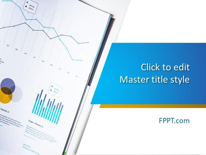 Plantilla PowerPoint de Data Science gratuita