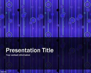 Plantilla de PowerPoint con Diseño Elegante Gratis