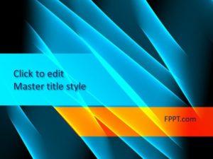 Plantilla de PowerPoint Hecate gratis