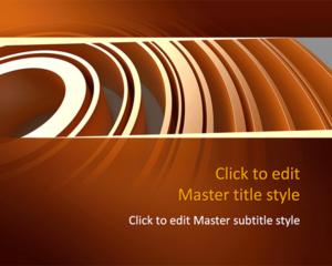 Plantilla PowerPoint de Impressum gratis