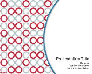 Plantilla de Microplate PowerPoint gratis