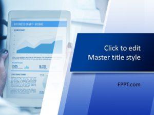 Plantilla gráfica de PowerPoint gratis