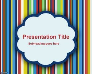 Tipos gratuitos de plantillas de PowerPoint