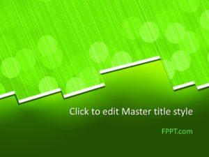 Lee más sobre el artículo Plantilla de PowerPoint de Luz Verde Gratis