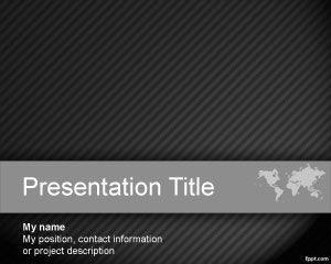 Plantilla de PowerPoint de Referencia Gratuita