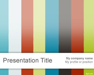Plantilla de Video PowerPoint Gratis
