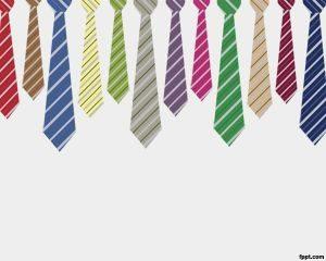 PowerPoint de corbata gratis