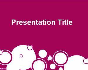 Plantilla de PowerPoint Maker gratis