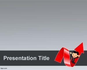 Plantilla PowerPoint gratuita para el éxito de pequeñas empresas