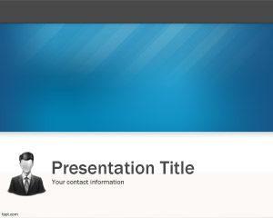 Plantilla de PowerPoint de Empleo Libre