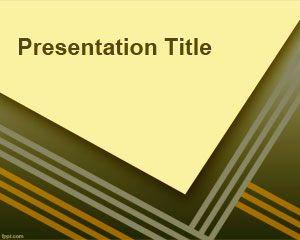 Plantilla gratuita de PhD PowerPoint