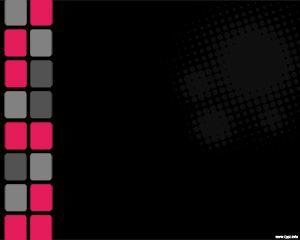 Plantilla de PowerPoint de Bloques de Colores Gratis