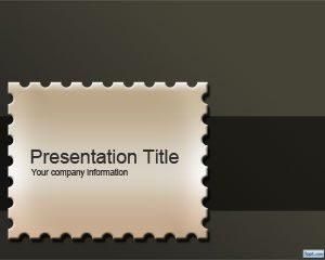 Selle la plantilla de PowerPoint
