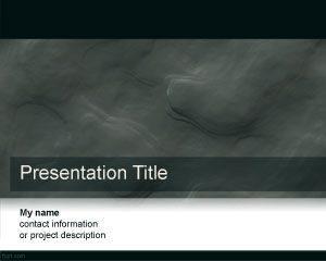 Tema de Hierro de PowerPoint