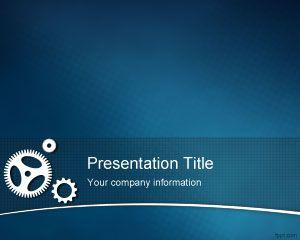 Plantilla de PowerPoint Kaizen gratis