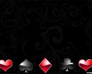Plantilla de PowerPoint de Poker Gratis