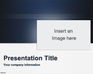 Plantilla de PowerPoint de Service Desk