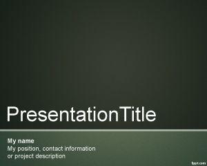 Diseños Formales de Fondo en PowerPoint