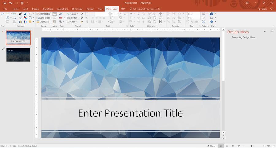 Cómo Hacer una Plantilla Moderna de PowerPoint Baja Rápidamente y Gratis
