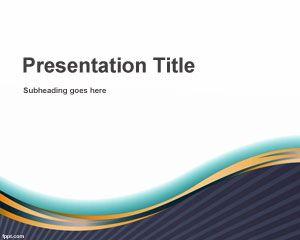 Plantilla de PowerPoint legítima